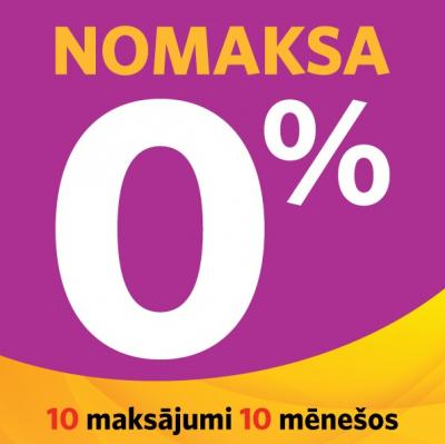 0% NOMAKSA
