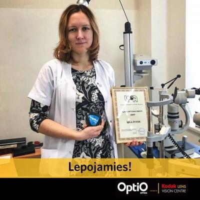 Gada optometrists 2017