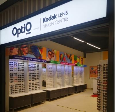 Jauni OptiO optikas veikali