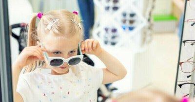 Saulesbrilles bērniem – iespēja izvairīties no redzes bojājumiem