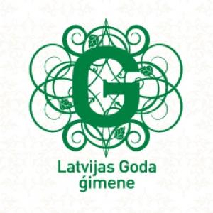 Latvijas goda ģimene