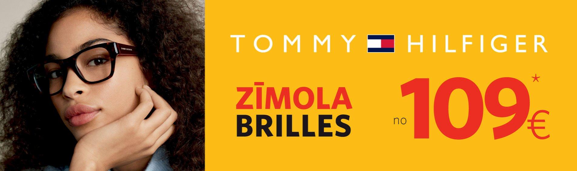 Tommy Hilfiger zīmola brilles